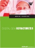 Digital Gem Refractometer by ACMAS Technologies Pvt Ltd.