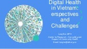 mHealth Israel_Digital Health in Vietnam_Long Bui