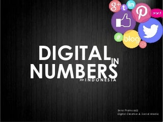 Digital in numbers indonesia (compilation)