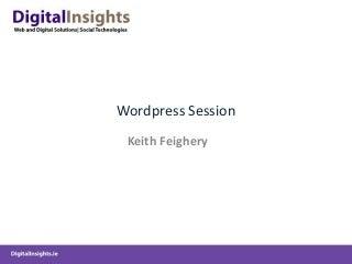 IBAT-Wordpress-Session