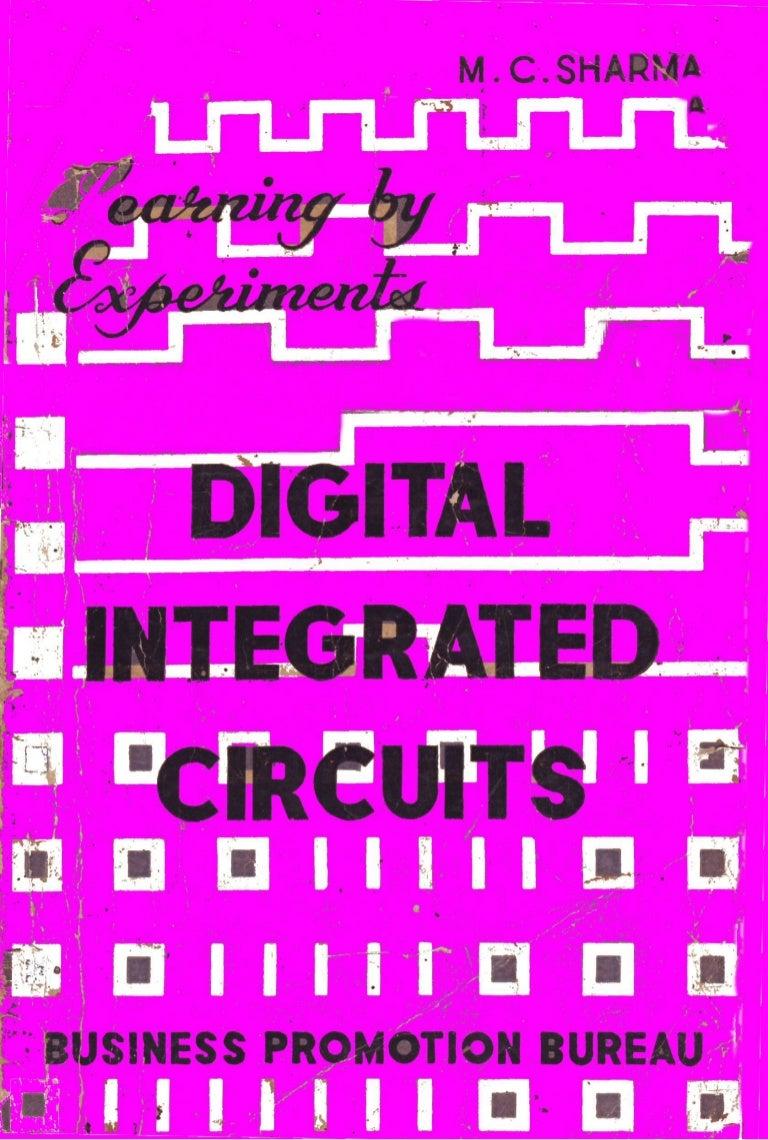 Digital Integrated Circuits Mc Sharma Binarydecimal Counter Circuit Diagram Measuringandtestcircuit