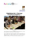 Digitalización y turismo. competencias digitales (I)