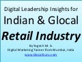 Digital Leadership Insights for Indian & Glocal Retail Industry