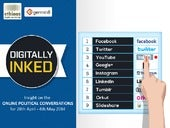 Digitally Inked - #Elections2014 snapshot for 28th April - 4th May 2014.