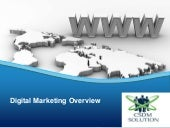 Digital marketing company | CSDM Solution