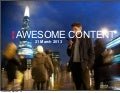"""Awesome Content"""