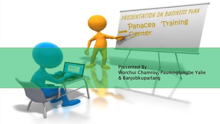 business plan training module