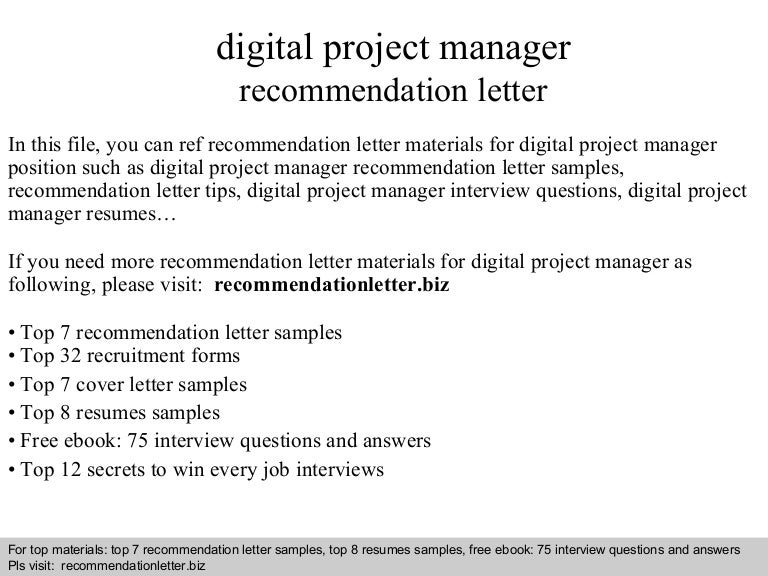 Digitalprojectmanagerrecommendationletter 140818225724 Phpapp01 Thumbnail 4cb1408402670