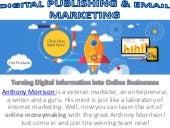 Digital publishing & email marketing