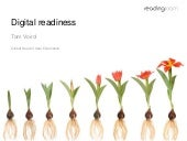 Digital Readiness - Get your business ready for digital change