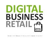 Digital Retail: Trends and Future (Draft)