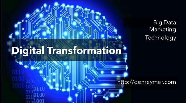 Digital Transformation 101