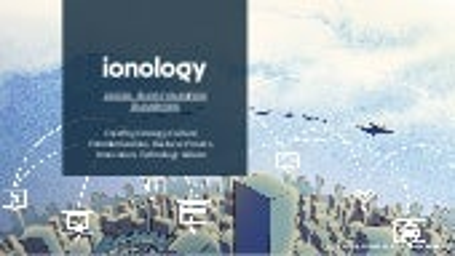 Digital Transformation Framework By Ionology
