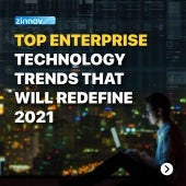 Top Enterprise Technology Trends that will Redefine 2021