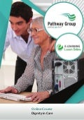 Dignity in Care, E-learning Pathway Courses, Pathway Group