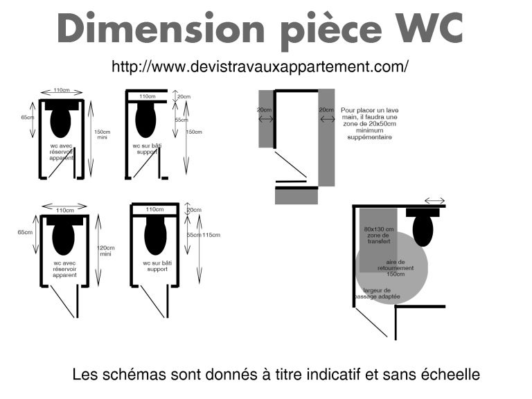 dimensions piece wc rep res de base. Black Bedroom Furniture Sets. Home Design Ideas