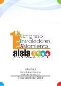 Congreso AISLA, Madrid 03/04/14