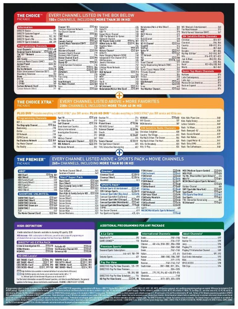direct tv slicks rh slideshare net comcast tv guide portsmouth nh comcast tv guide portsmouth nh