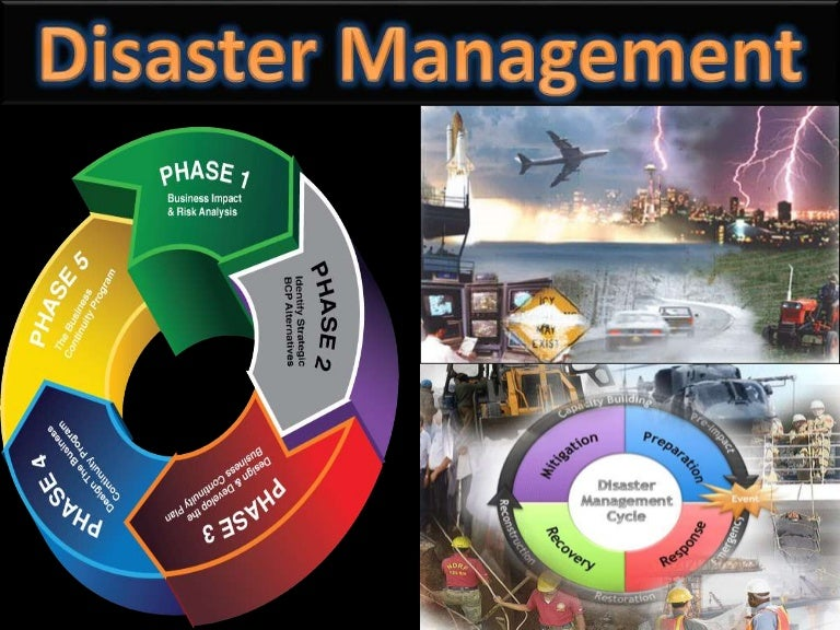disaster management cycle The disaster management cycle illustrates the ongoing process by which governments, businesses, and civil society plan for and reduce the impact of disasters, react during and immediately following a.