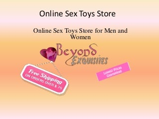 Discount Adult Toys