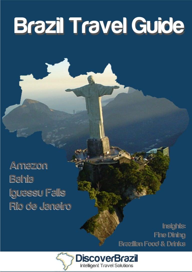 ac5e9d242 Brazil Travel and Tourism Information