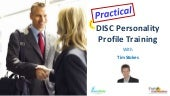Managing People at Work, DISC Profiles, DISC Profiles of Business Owners