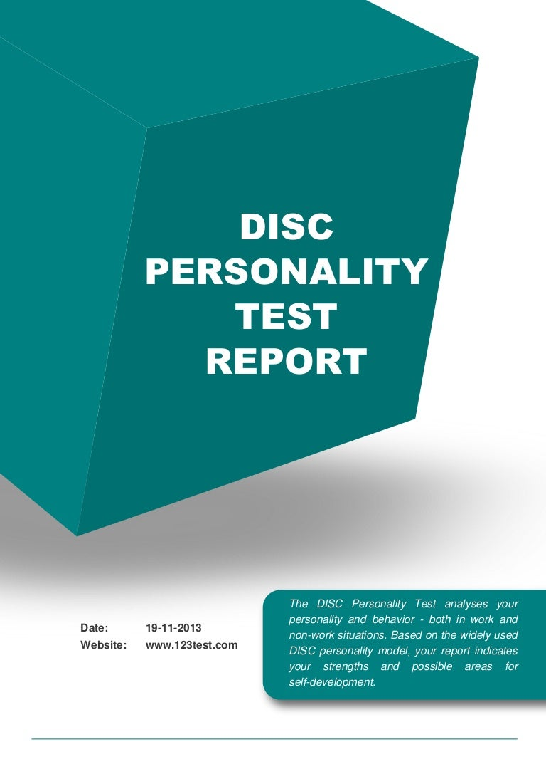 Disc personality test_report_achiever_2013-11-19_18 16 41