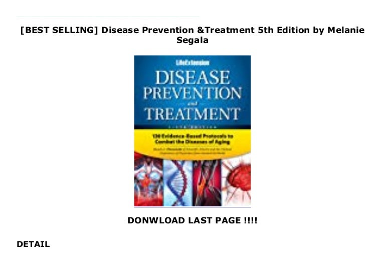 BEST SELLING Disease Prevention & Treatment 5th Edition ...