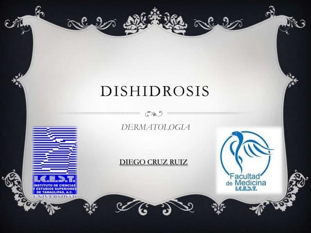 Dishidriasis