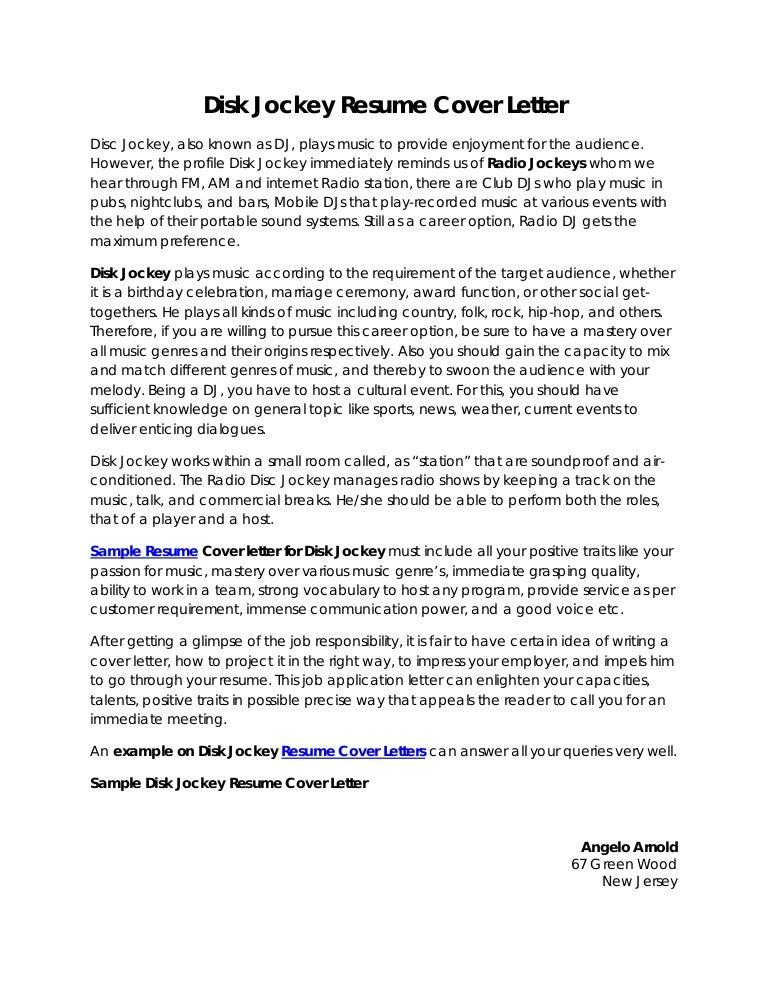 SlideShare  Samples Of Resume Cover Letters