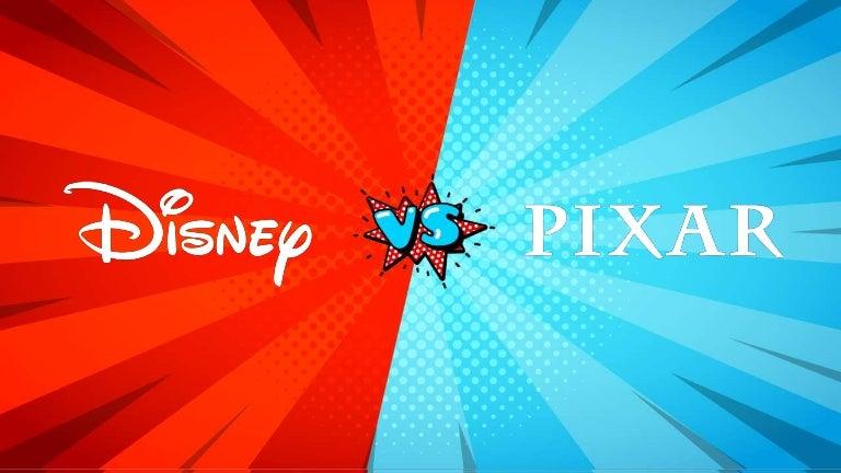 disney vs  pixar  a tale of creative leadership