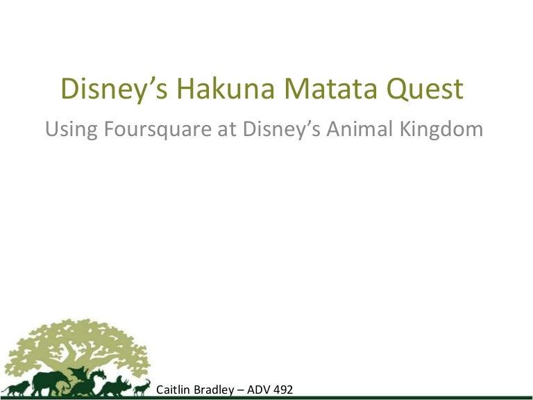Disney's Hakuna Matata Quest