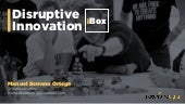 Disruptive Innovation by Manuel Serrano Ortega