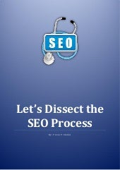 Let's Dissect the SEO Process