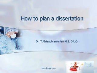 Dissertation educational policy
