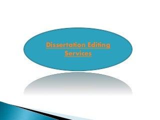 Dissertation professionell