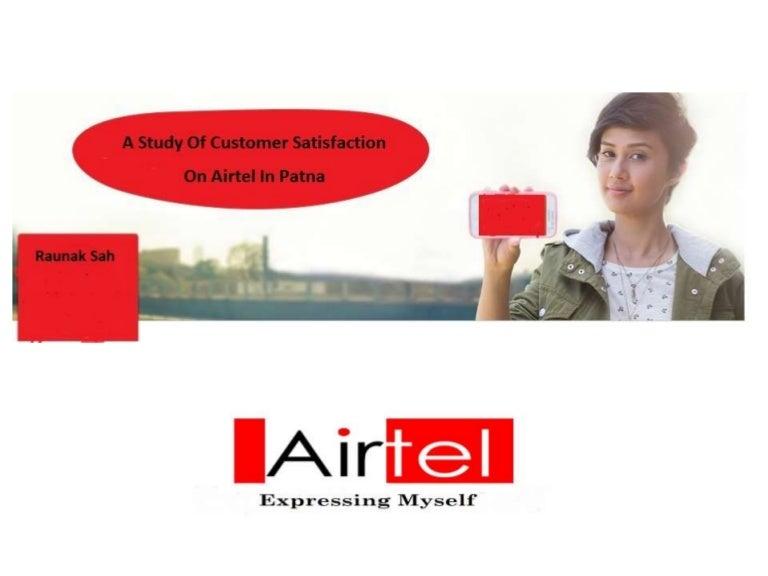 Review Literature Customer Satisfaction Airtel