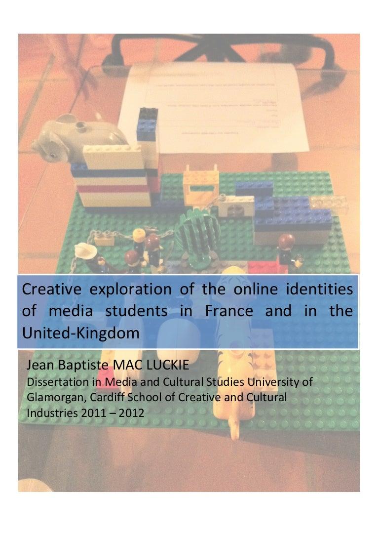 Exploring online identity with LEGO
