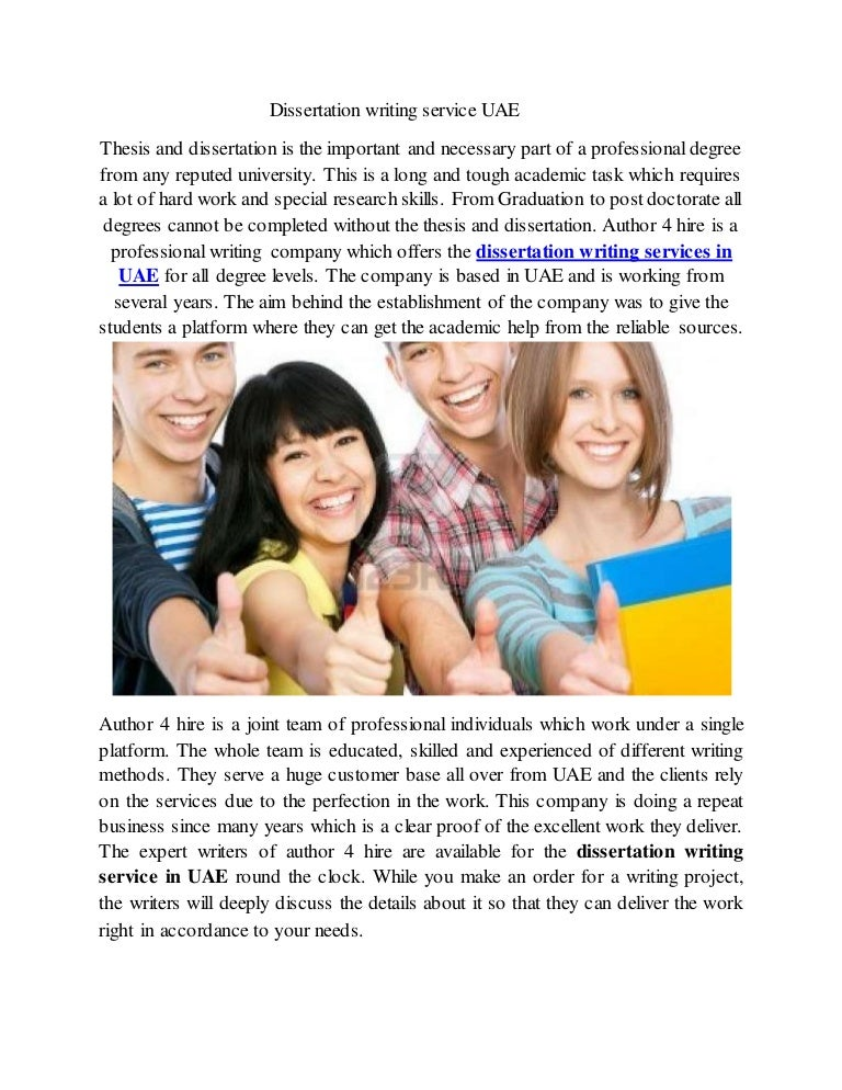 Dissertation writing services malaysia 2013