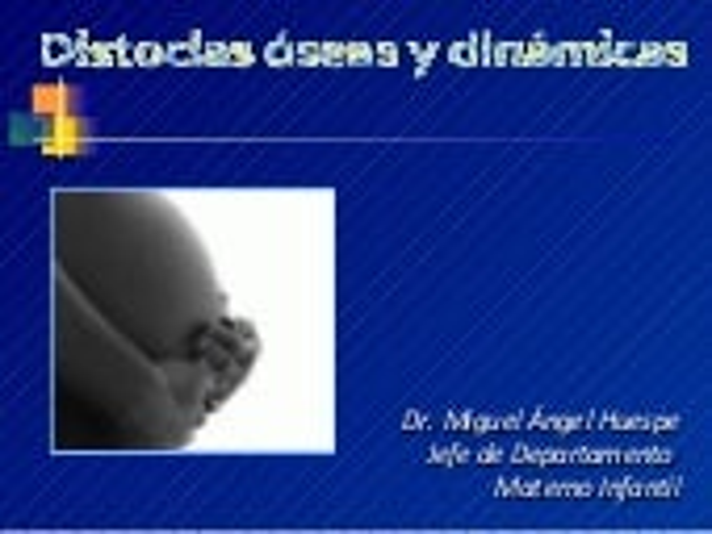 Distocias oseas dr. huespe11