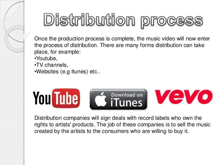 Distribution process