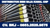 Distributor Besi Baja CNP 125 Murah di Surabaya