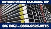 Distributor Besi Baja C Channel 100 di Surabaya