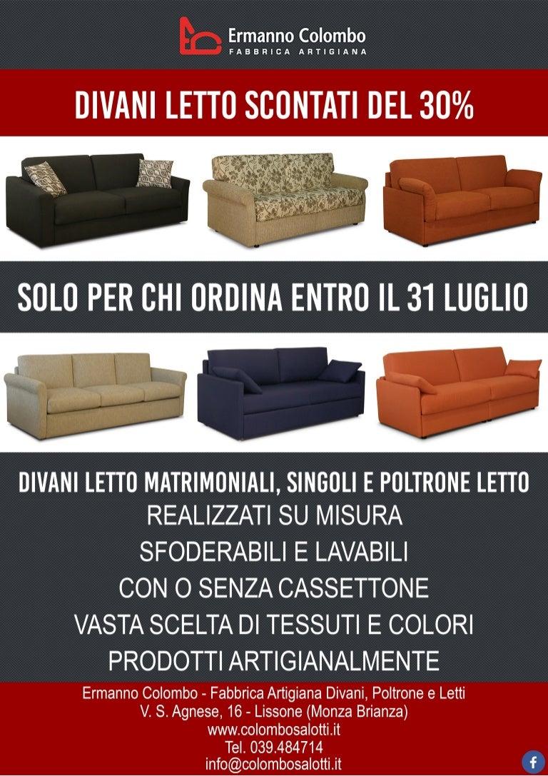 Colombo Divani A Meda divani letto scontati | divani letto in offerta |divani