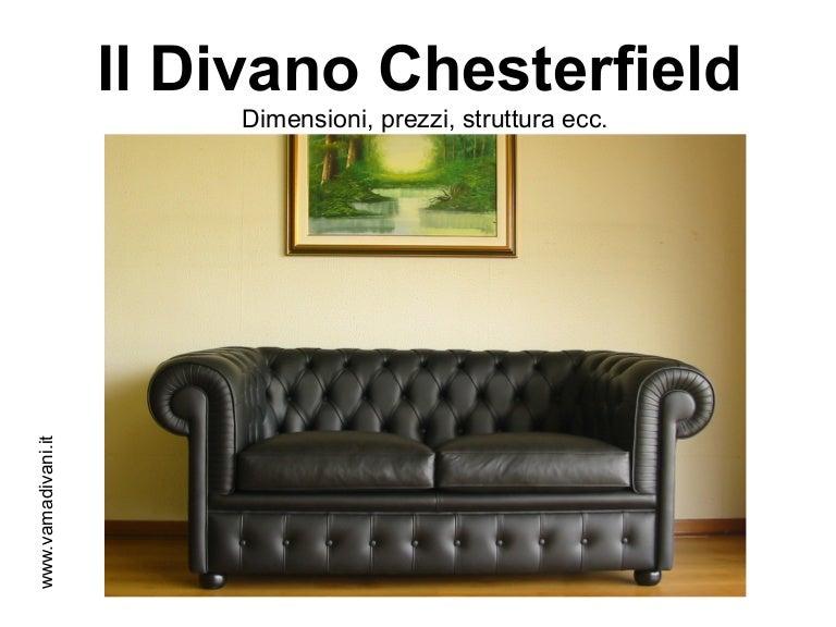 Divano Chesterfield - Divano Chester