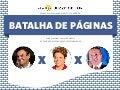 Batalha de Páginas - Eleições 2014