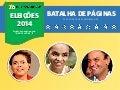 Eleições 2014 - Batalha de Páginas