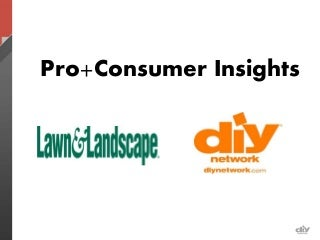 Professional and Consumer Landscape and Lawn Care Insights for 2015