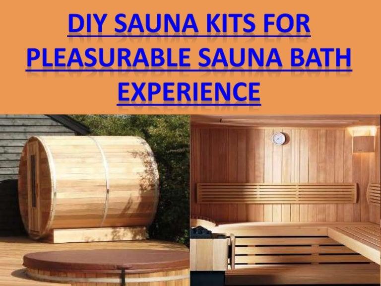 Diy Sauna Kits