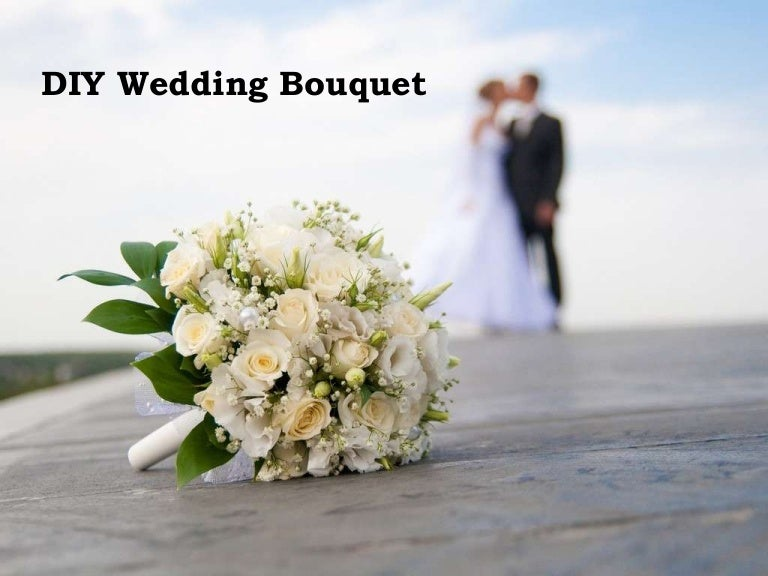 Diy wedding bouquets solutioingenieria Image collections